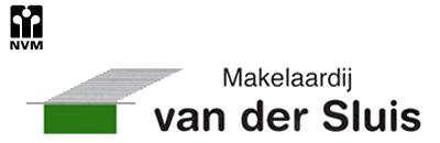 Logo Makelaardij o.g. Van der Sluis