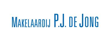 Logo Makelaardij P.J. de Jong