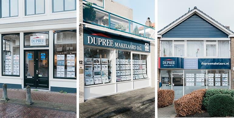 kantoren dupree makelaars in gouda reeuwijk waddinxveen