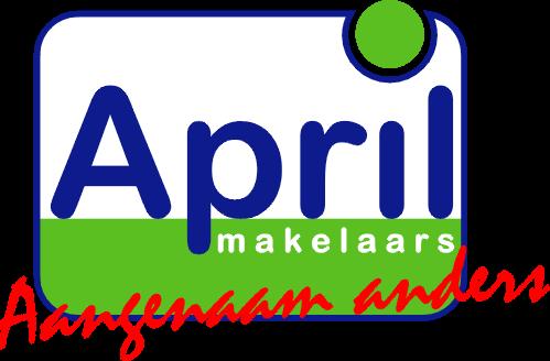 Logo April makelaars Vleuten