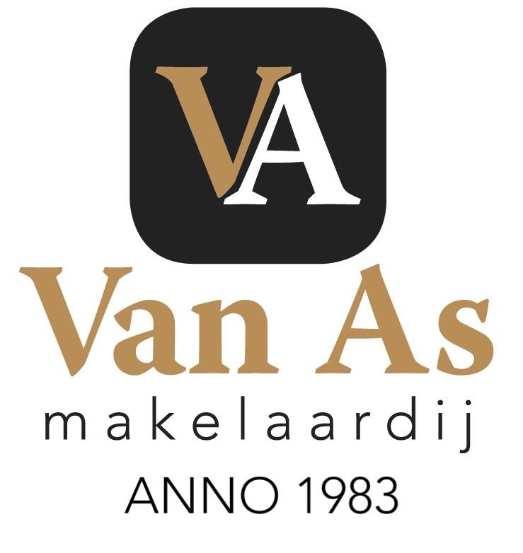 Logo Van As makelaardij bv