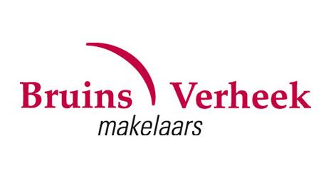 Logo Bruins Verheek Makelaars B.V.