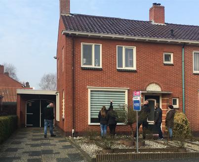Flink meer verkochte woningen in januari