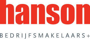 Logo Hanson Bedrijfsmakelaars