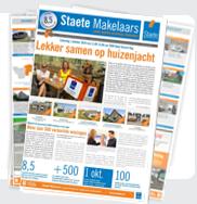 Staete Makelaars Krant