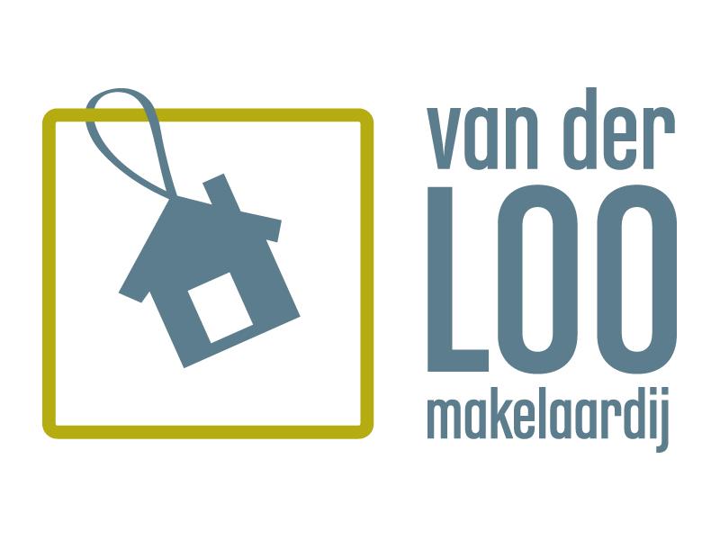 Logo Van der Loo Makelaardij o.z.