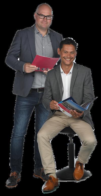 Probeer het verkooppakket van Jongewaard Heemskerk 3 maanden gratis uit
