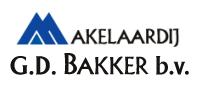 Logo Makelaardij G.D. Bakker B.V.