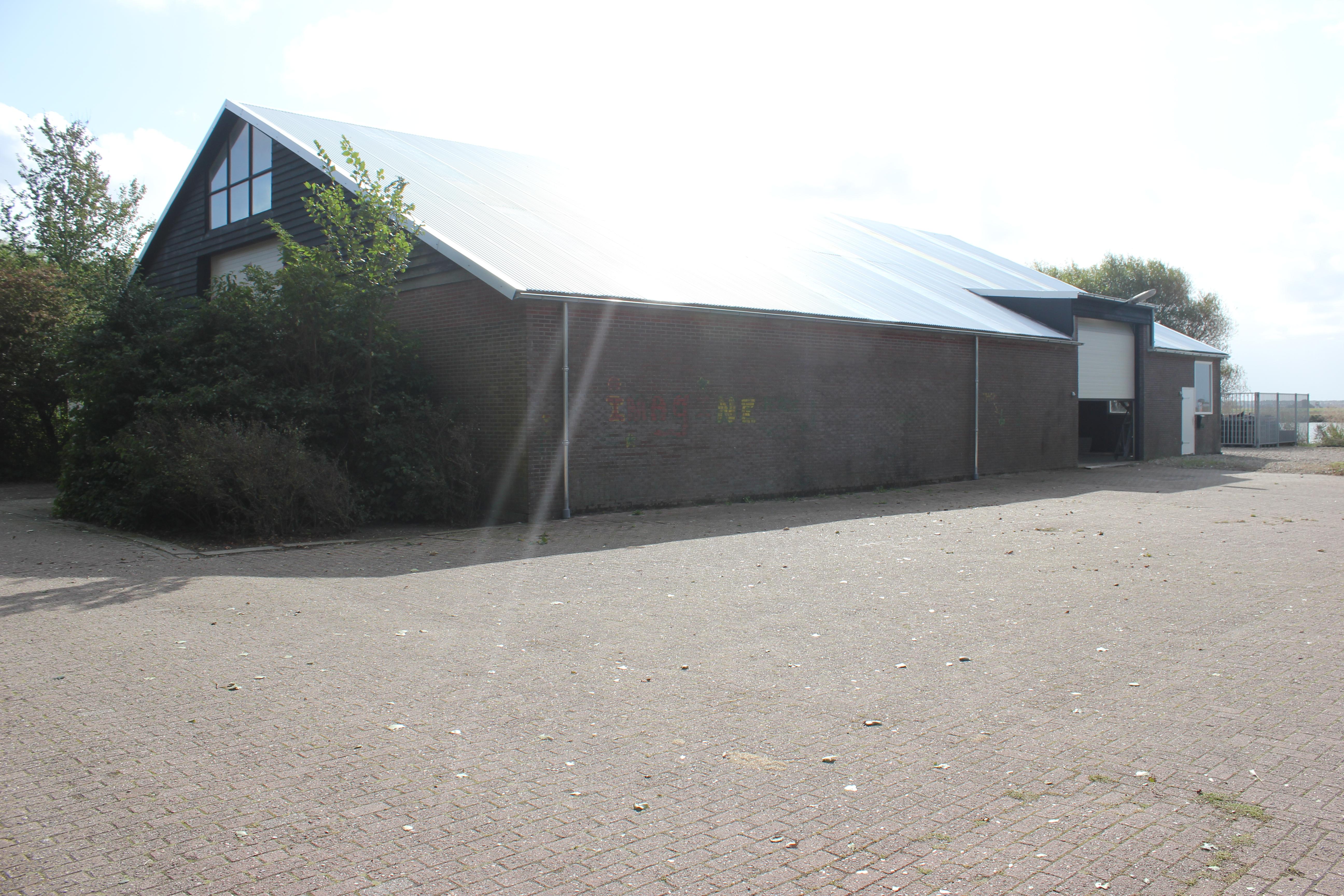 Binnenhaven 4 van Ewijcksluis