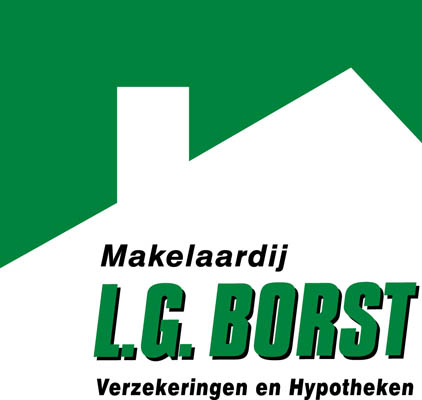 Logo Makelaardij L.G. Borst