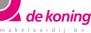 Logo De Koning Makelaardij B.V.