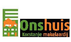 Logo Makelaarskantoor Ons Huis