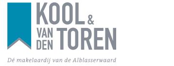 Logo Kool & Van den Toren Makelaars en Taxateurs o.g.