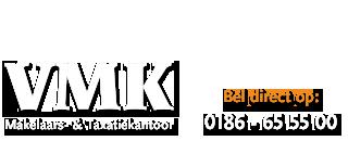 Logo Makelaars- & taxatiekantoor VMK