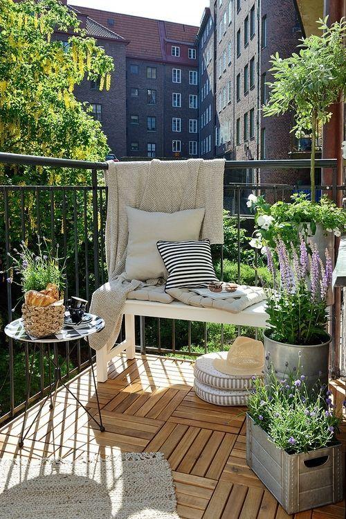 houten vlonder balkon trend 2016 lente