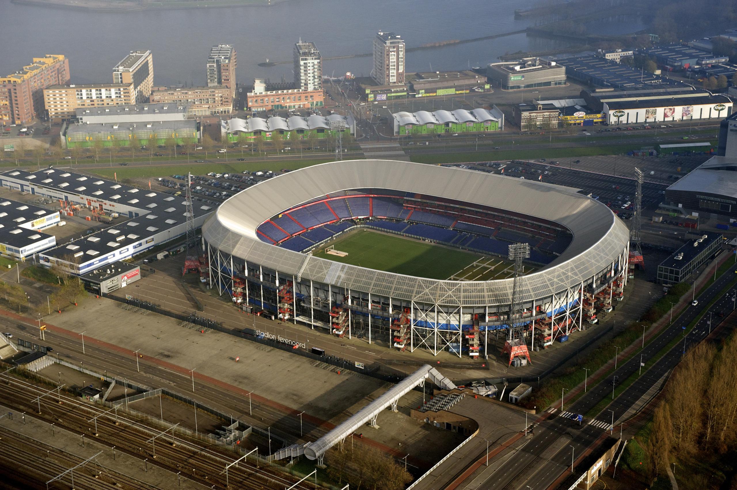 Feyenoord Stadion 'de Kuip' Rotterdam