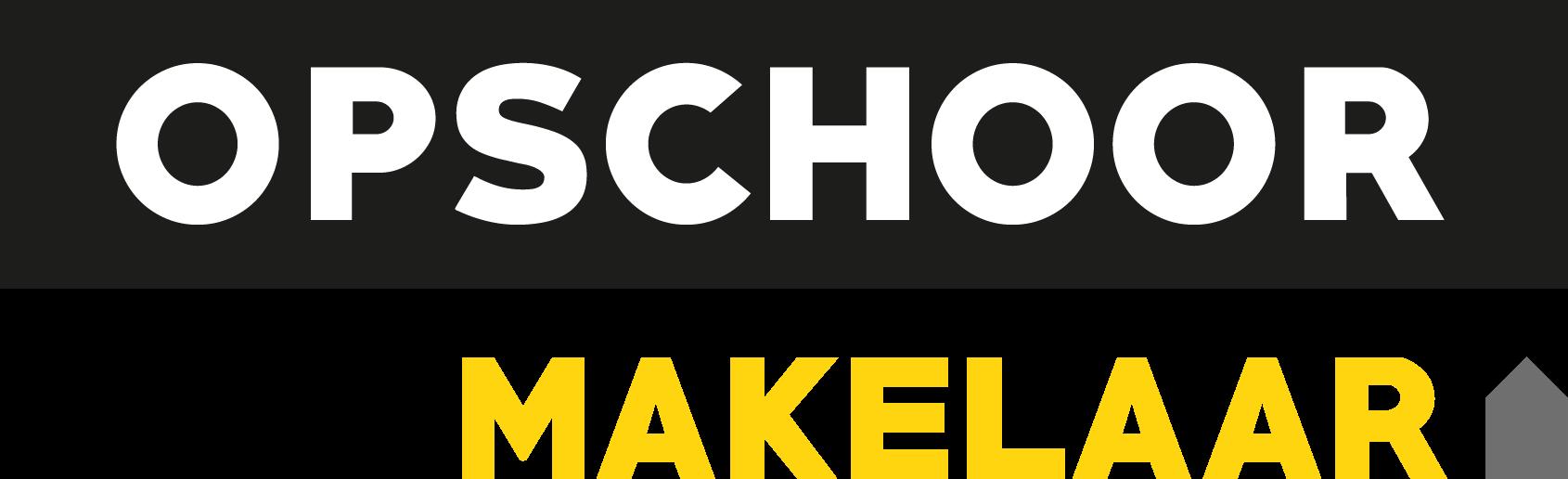Logo Opschoor Makelaar