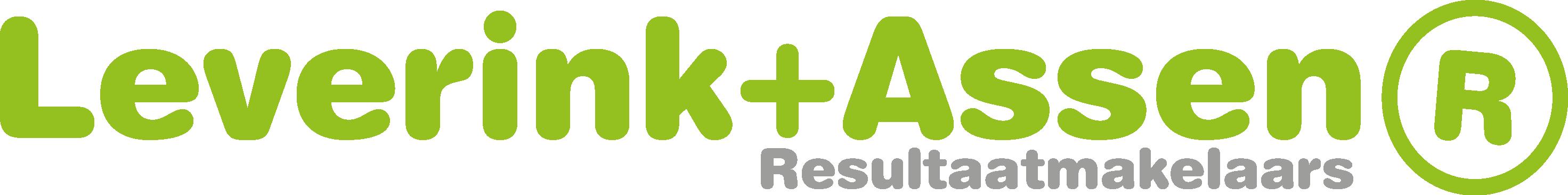 Logo Leverink + Assen Resultaatmakelaars