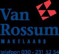 Logo Van Rossum Makelaars Bedrijfshuisvesting B.V.