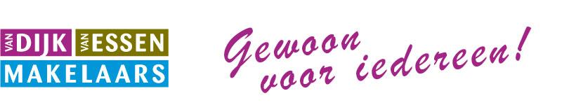 Logo Van Dijk van Essen Makelaars B.V