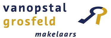 Logo VanOpstal Grosfeld Makelaars