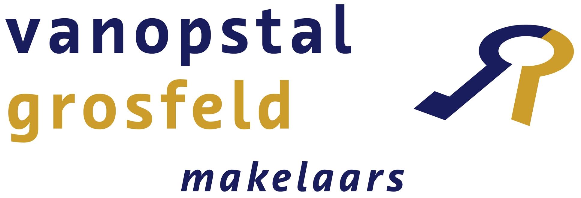 Logo Van Opstal Grosfeld Makelaars BV