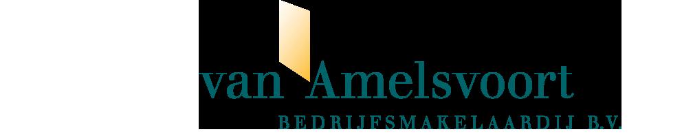 Logo Van Amelsvoort Bedrijfsmakelaardij B.V.