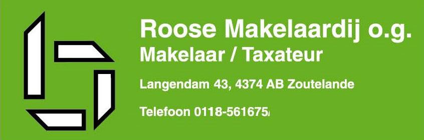 Logo Roose Makelaardij o.g.