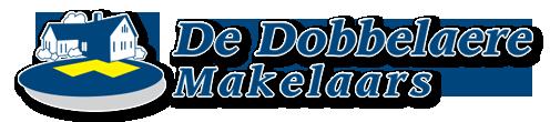 Logo De Dobbelaere Makelaars
