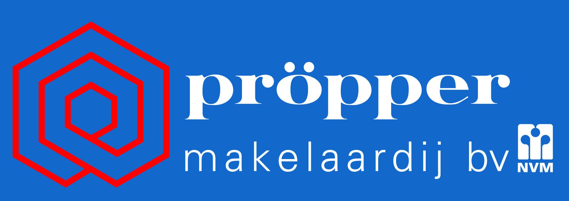 Logo Pröpper Makelaardij BV