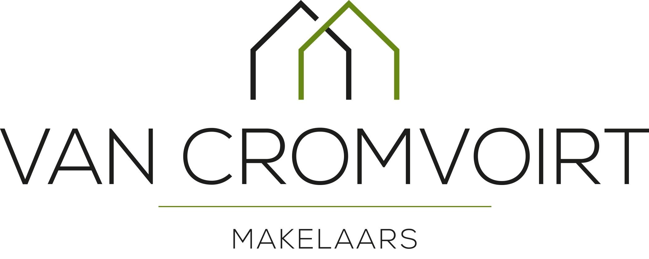 Logo Van Cromvoirt Makelaars B.V.