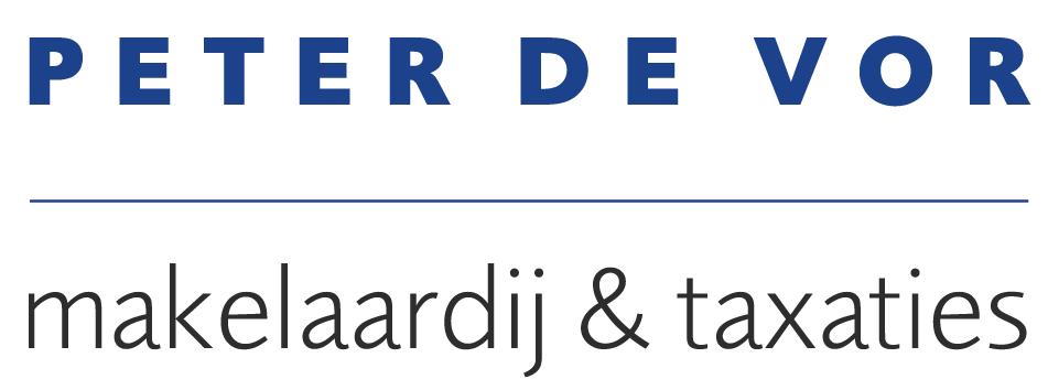 Logo Peter de Vor Makelaardij