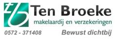 Logo Ten Broeke makelaardij en verzekeringen