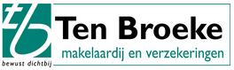 Logo Ten Broeke makelaardij & verzekeringen B.V.