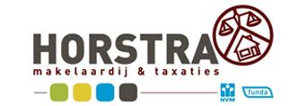 Logo HORSTRA Makelaardij & Taxaties