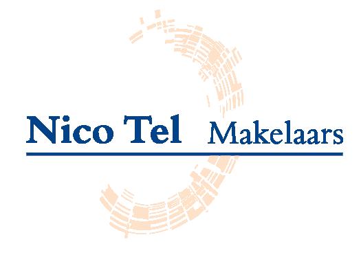 Logo Nico Tel Makelaars o.g. B.V.