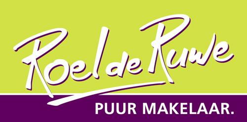 Logo Roel de Ruwe Makelaardij