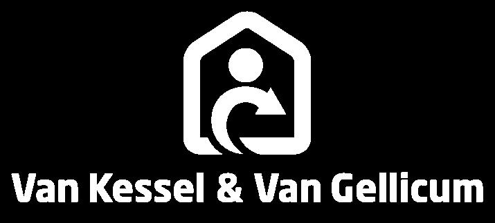 Logo Van Kessel en Van Gellicum Makelaars en Taxateurs B.V.