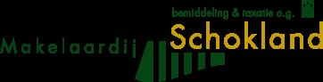 Logo Makelaardij Schokland