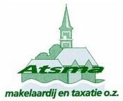 Logo Atsma Makelaardij en Taxaties o.z.