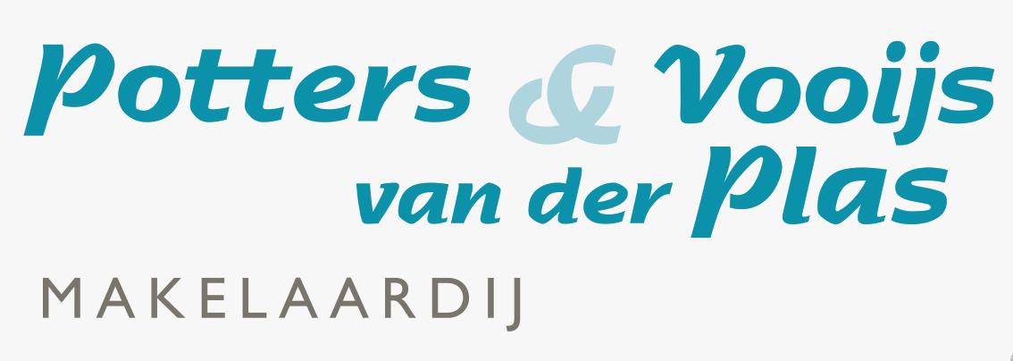 Logo Potters, Vooijs & van der Plas