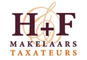 Logo H + F Makelaars