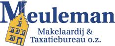 Logo Meuleman Makelaardij & Taxatiebureau o.z.