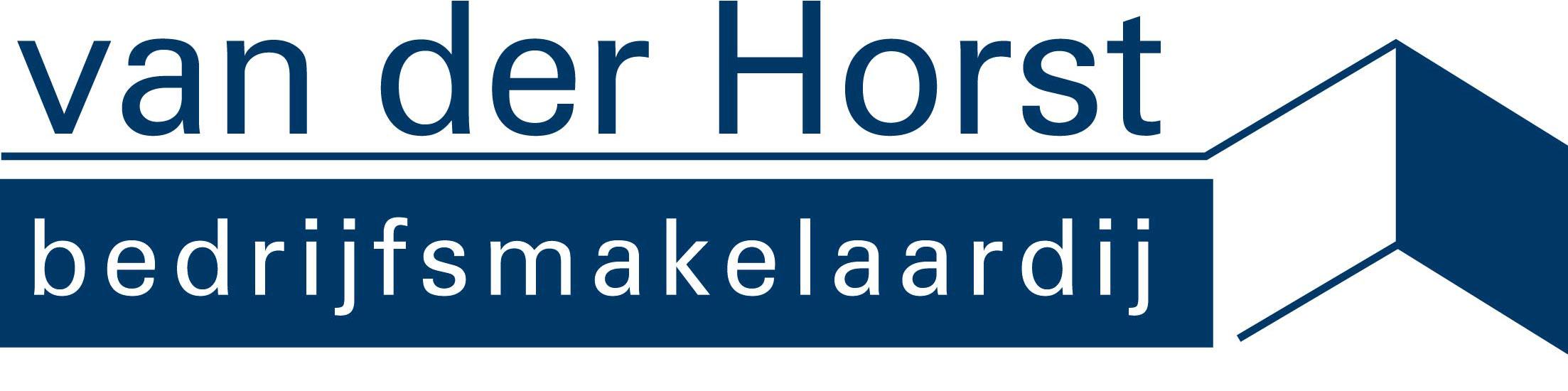 Logo Van der Horst Bedrijfsmakelaardij en Vastgoed Beheer BV