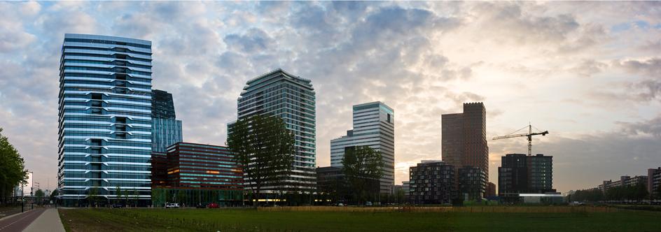 kantoor gebouwen