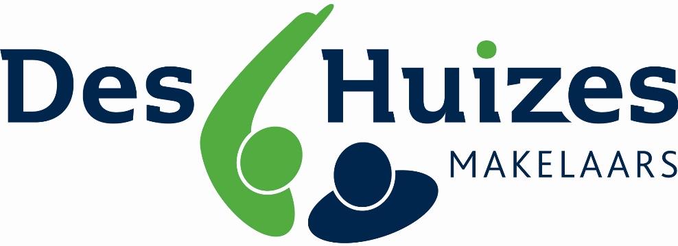 Logo Des Huizes Makelaars