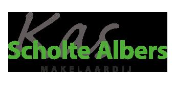 Logo Scholte Albers Makelaardij B.V.