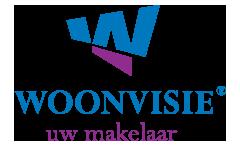 Logo Woonvisie NVM Makelaars