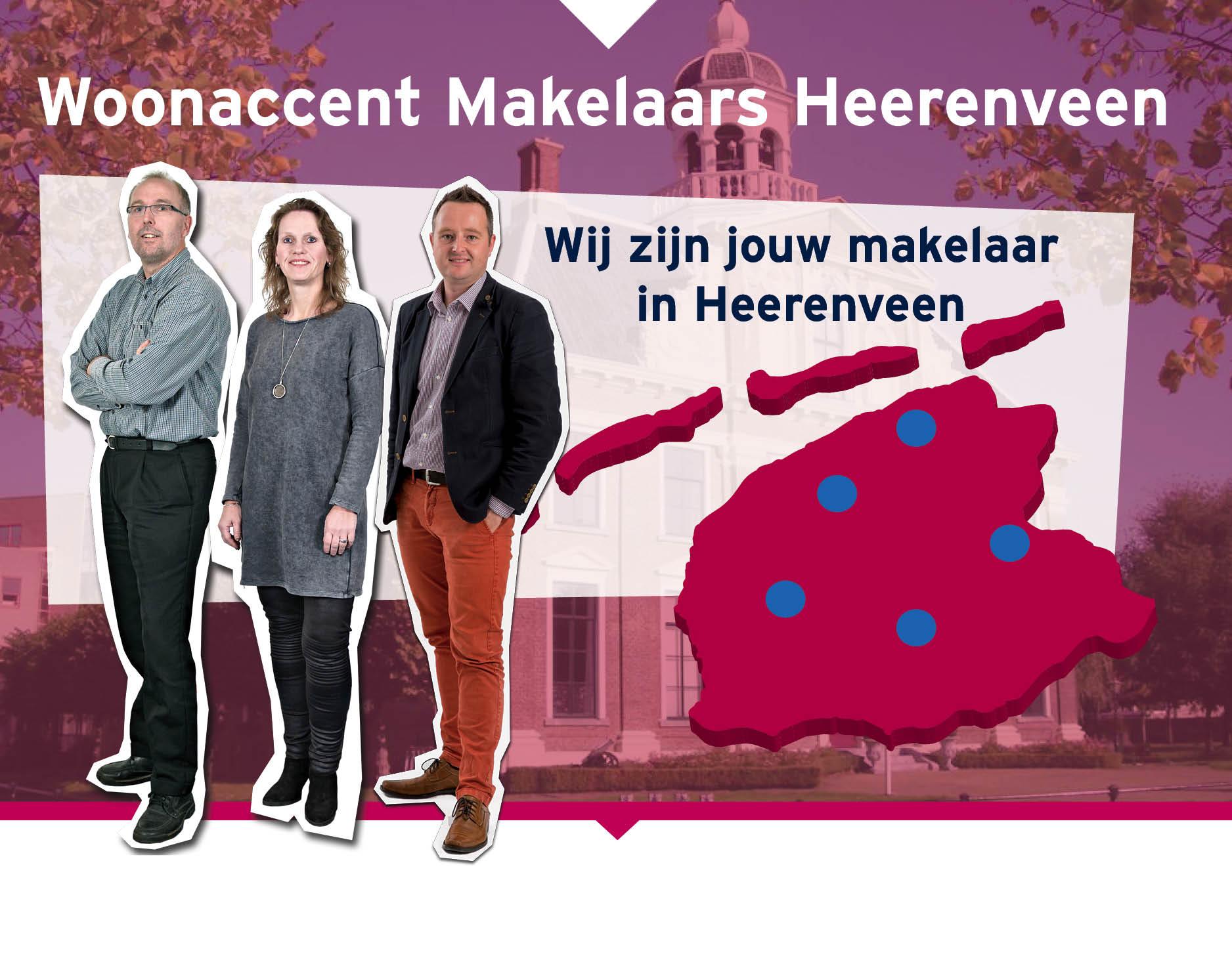 Makelaar in Heerenveen nodig?