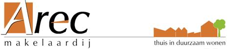 Logo AREC Makelaardij makelaars en vastgoeddeskundigen